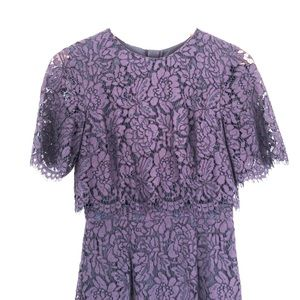 Asos Floral Lace Dress